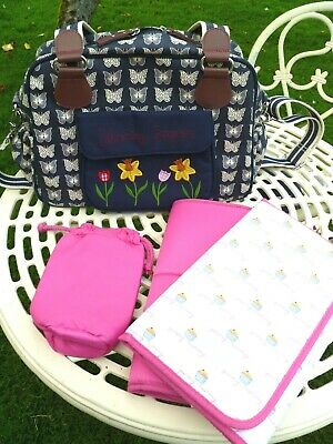 £35 • Buy Pink Lining 'Yummy Mummy' Changing Bag -Brand New- Never Used- Duplicate Gift