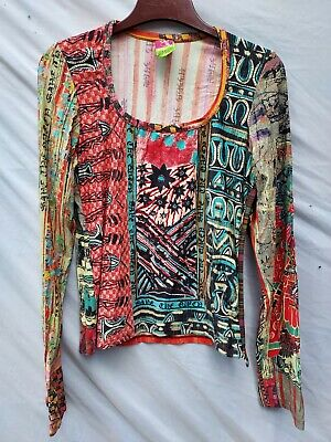 AU45.99 • Buy Save The Queen Top Size XL