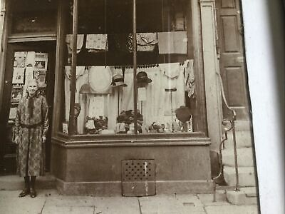 £5 • Buy Wool Shop North Bar Within Beverley Yorkshire Photograph 1930/40 Family History