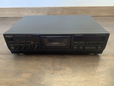 £149.99 • Buy Technics RS-BX701 Audiophile Cassette Deck 3 Heads Class - Fully Working