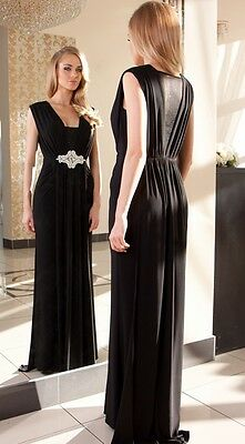 £54.99 • Buy Formal Party Evening Prom Bridesmaid Wedding Maxi Dress Size 8 - 18