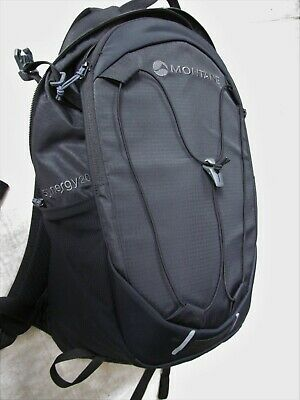AU10.11 • Buy Montane Synergy 20L Rucksack Black With Multipockets
