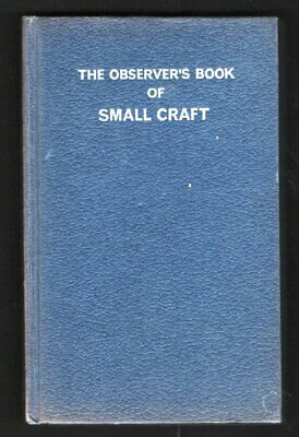 £1 • Buy OBSERVER BOOK Of Small Craft 1976 1st Edition