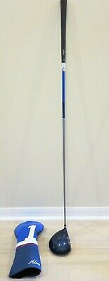 AU73.23 • Buy Men's  Adams Blue  Golf Club Driver, #12 Angle, With Head Cover