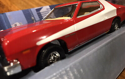 £7.50 • Buy Corgi Starsky And Hutch Ford Gran Torino 57402 Diecast With Metal Figures