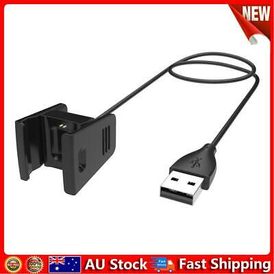 AU8.19 • Buy USB Charging Cable Standard Wall Car Charger Cable For Fitbit Charge 2 Hot