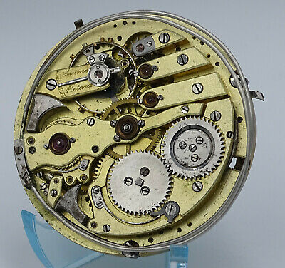 £331.63 • Buy Highest Grade Complete Hunter LeCoultre Minute Repeater Pocket Watch Movement