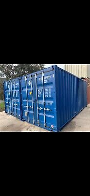 AU6850 • Buy 20FT Shipping Containers(new Built)