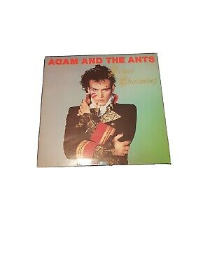 £4.50 • Buy Adam And The Ants  Prince Charming  1981 Vinyl LP