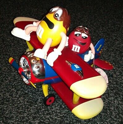 £19.99 • Buy M&M Areoplane Chocolate Candy Sweet Dispenser.