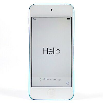 £50.82 • Buy Apple IPod Touch 5th Generation A1421 64GB Blue (Works)