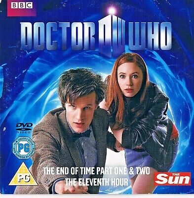 £1.65 • Buy Doctor Who - The End Of Time Part One & Two + The Eleventh Hour N/Paper