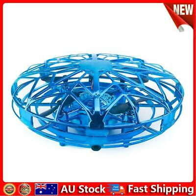AU18.79 • Buy Anti-collision Induction Aircraft Toy UFO Ball Sensing Mini Drone For Kids Hot