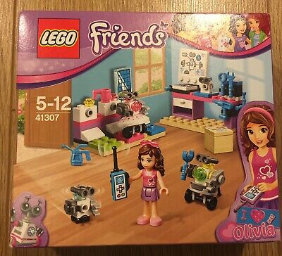 £3.99 • Buy Lego Friends Complete Set Olivia's Creative Lab 41307 Age 5-12 Excellent Cond