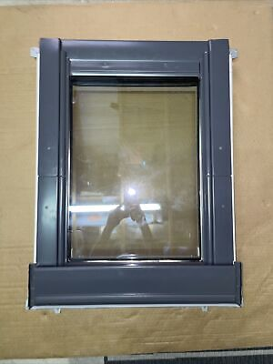 £179.99 • Buy Velux Ck01 55x70 Grey Exterior/white Interior Roof Window With Tile Flashing