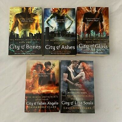£9.99 • Buy The Mortal Instruments Series, Books 1 - 5, Cassandra Clare [Paperback]