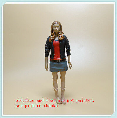 £13.74 • Buy  Doctor Dr Who  AMY POND Action Figure Face/feet Unpainted Old
