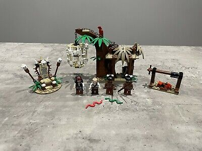 £35 • Buy LEGO Set 4182 The Cannibal Escape - Pirates Of The Caribbean
