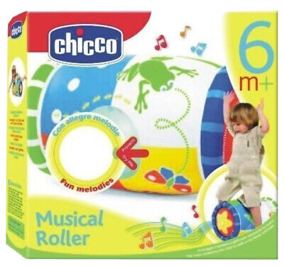 £5 • Buy Chicco Musical Roller - Inflatable Baby Roller 6-36 Months