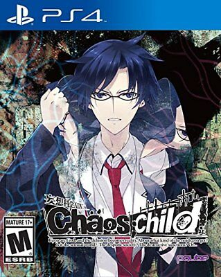AU38.17 • Buy Chaos Child (Chaos;child) PlayStation 4, PS4 - Brand New