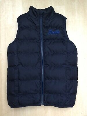 £7.99 • Buy Franklin And Marshal Junior Age 8-9 Years Gilet Body Warmer Padded