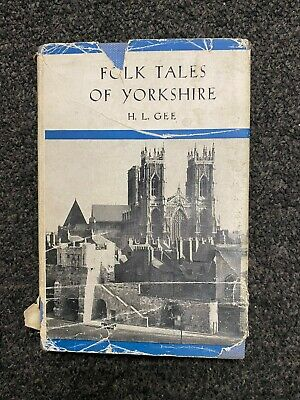 £8 • Buy Folk Tales Of Yorkshire By H. L. Gee