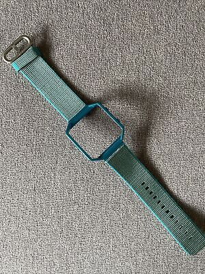 AU15 • Buy Fitbit Blaze Nylon Teal Band And Frame