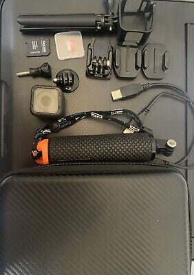 AU250 • Buy GoPro Hero Session Camera With Accessories Protective Case