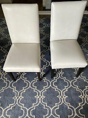 AU79 • Buy Custom Made Leather Dining Chairs X 2 (set 3).