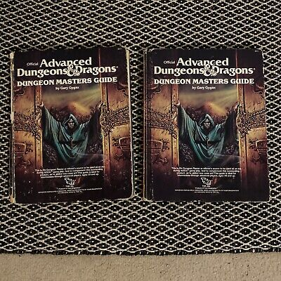 AU75 • Buy Dungeons And Dragons DM's Guide  2 Books