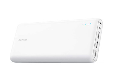 AU109.95 • Buy ANKER PowerCore 26800mAh Portable Charger With Dual Input Port