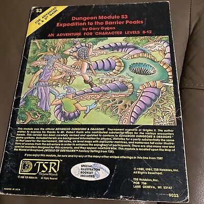 AU45 • Buy Dungeons And Dragons Module