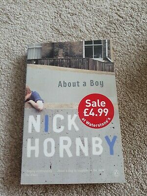 £1.99 • Buy About A Boy By Nick Hornby (Paperback, 2000)
