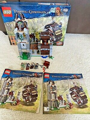 £50 • Buy LEGO Pirates Of The Caribbean The Mill (4183) Includes Box & Mini-figures
