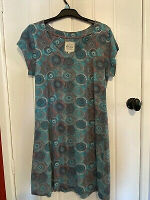 £2.70 • Buy Mistral Ladies Tunic Dress Size 10 In Excellent Condition