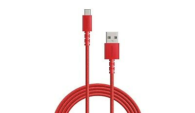 AU19.95 • Buy Anker PowerLine Select+ USB-A To USB-C Cable - 1.8m, Red