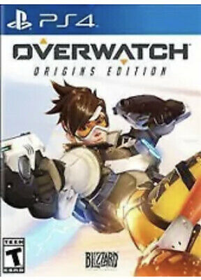 AU21.36 • Buy Overwatch: Origins Edition PS4/ps5 PlayStation 4