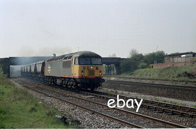 £0.99 • Buy Original 35mm Colour Negative Of Class 56 56100 At Clay Cross South Junction