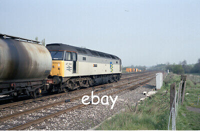 £0.99 • Buy Original 35mm Colour Negative Of Class 47 47193 At Clay Cross Sth Junction
