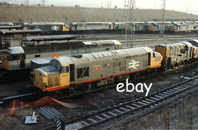 £0.99 • Buy Original 35mm Colour Negative Of Class 37 37032 At Tinsley