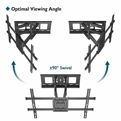 £25.99 • Buy TV Wall Bracket 32 37 40 42 46 48 50 52 55 65 75 Inch LED LCD Flat Curved Screen