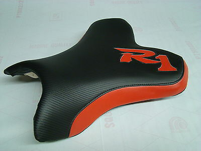 $52 • Buy YAMAHA 04-05-06 YZF R1 FRONT SEAT COVER Black/red