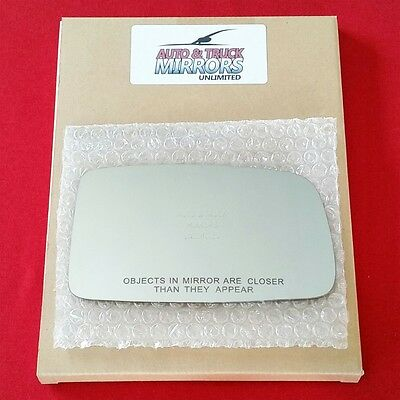 $16.95 • Buy NEW Mirror Glass For 02-07 MITSUBISHI LANCER Passenger Side ***FAST SHIPPING***