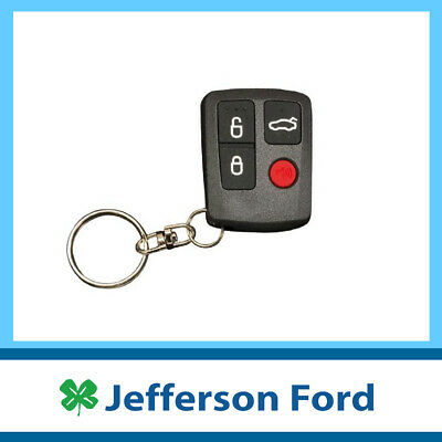 AU110.40 • Buy Genuine Ford Falcon Ba Bf Bfii Key Keyless Keypad Remote Sedan & Wagon
