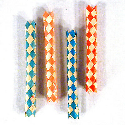 £11.31 • Buy 72  BAMBOO CHINESE FINGER TRAPS  Mind Puzzle Trap