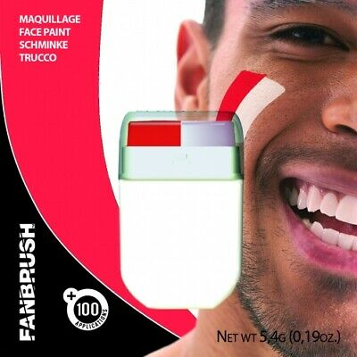 £5.99 • Buy Rugby 6 Nations Flag Face Paint England Ireland Scotland Wales France Italy