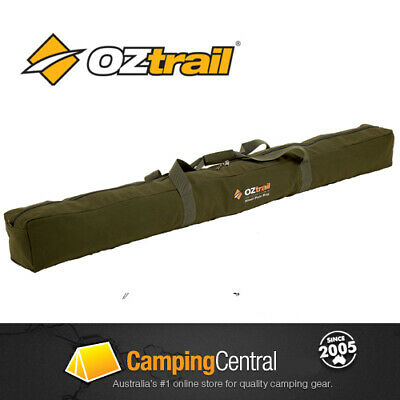 AU39.95 • Buy Oztrail Canvas Tent Pole Bag *****fits Up To 20 X 9ft Steel Tent Poles*****