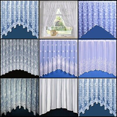 £23.99 • Buy Choice Of Great Value Premium Quality Jardiniere Net Curtains And Net Sets
