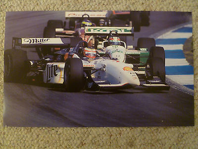 $9.95 • Buy 2001 Max Papis' Miller Lite #7 Champ Car Picture / Poster RARE Awesome L@@K