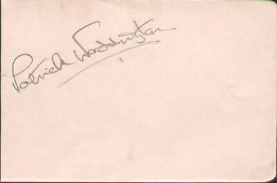 £75 • Buy Dads Army (patrick Waddington) Signed Autograph